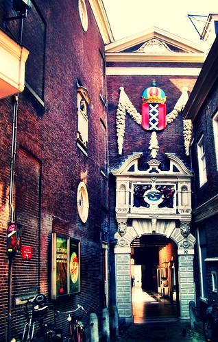 Sightseeing in Amsterdam by SpatzMe