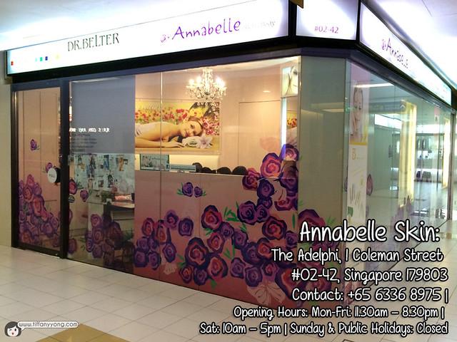 Annabelle Skin Adelphi