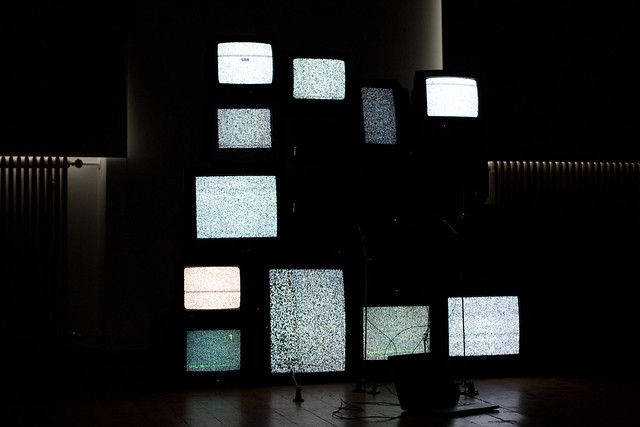 mayer+empl . FUCK . video sculpture . munich . 2011