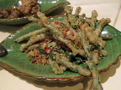 Deep Fried French Beans