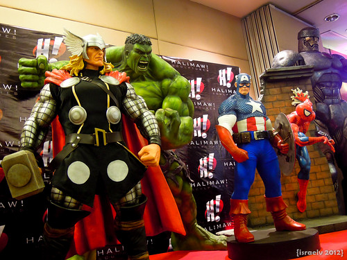 Avengers Assemble by {israelv}