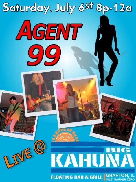Agent 99 7-6-13