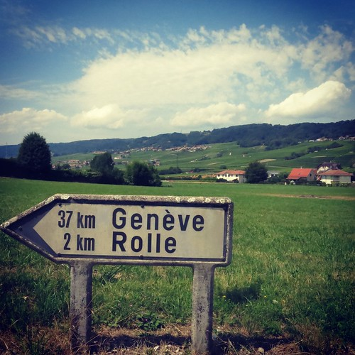 DAY 23: Lausanne to Genève