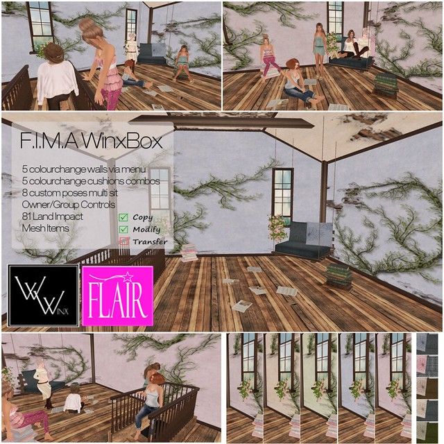 W. Winx/Flair!- WinxBox - FIMA (Flowers in My Attic) - My Attic event Sept 2013