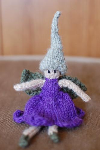 Violet Fairy Doll - Kourtney (4/12)