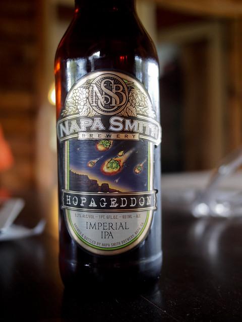 Napa Smith Hopageddon Imperial IPA