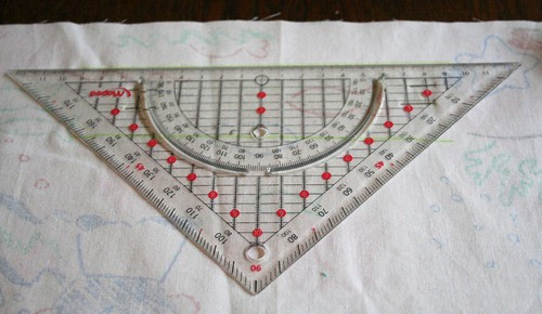 How to sew a welt pocket with zipper / Hoe naai je een paspelzak met rits