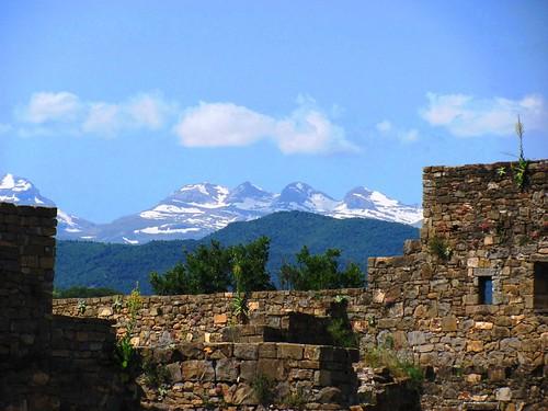 Monte Perdido Fortress