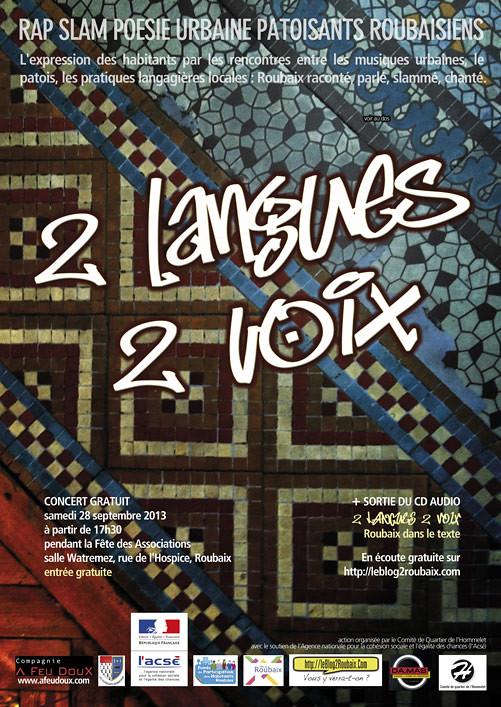 2 langues 2 voix