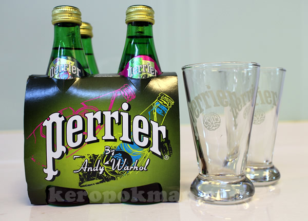 Perrier X Andy Warhol