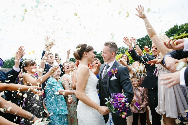 Confetti by Foden Photography