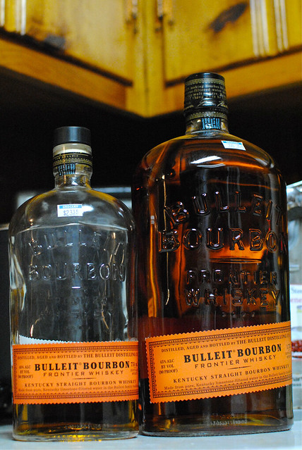 Big Bulleit Bottle