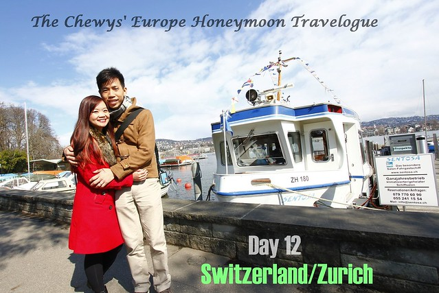 Europe Honeymoon Trip