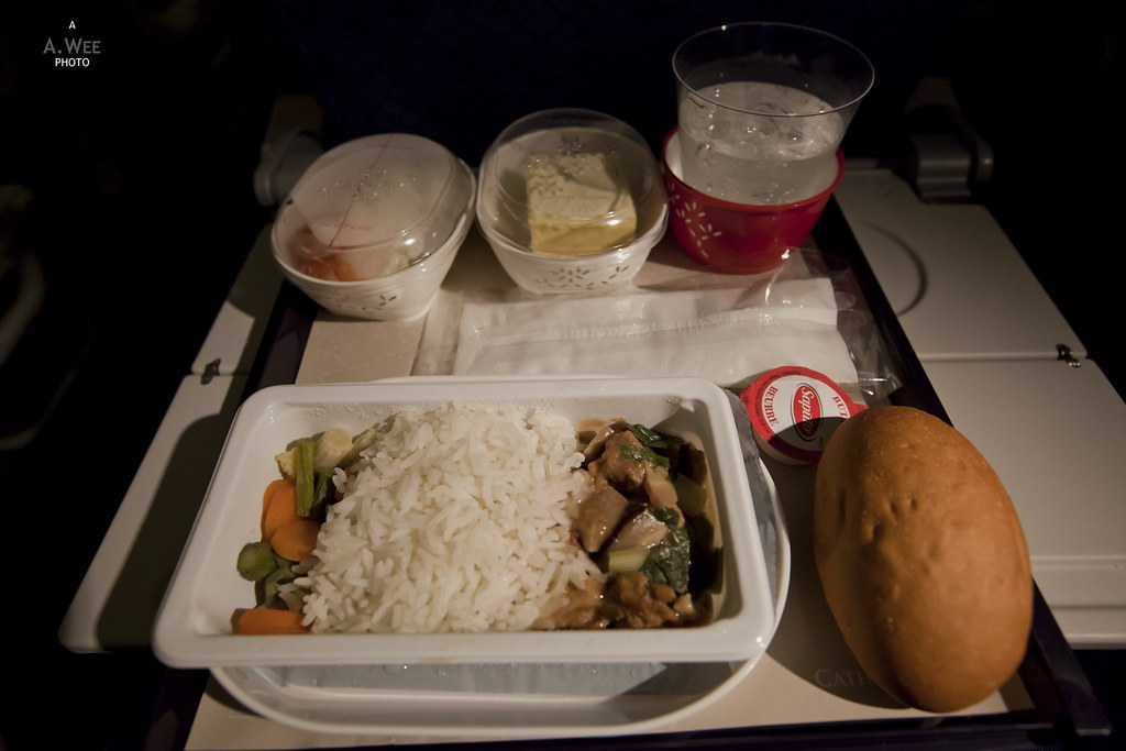 Economy Class Supper