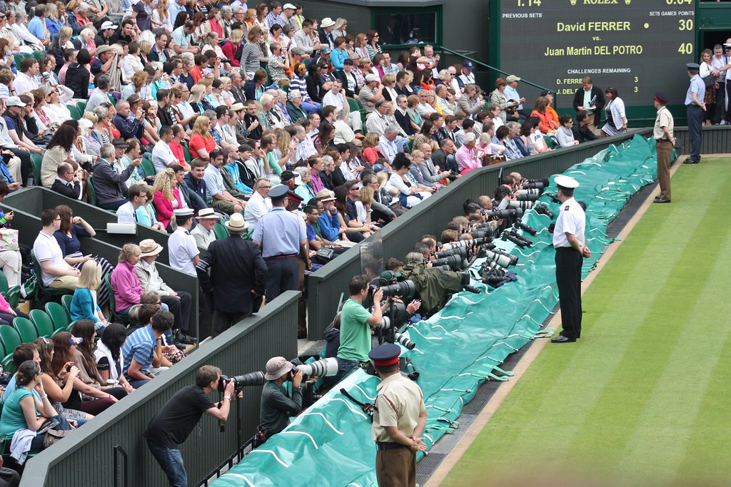 Wimbledon Media Coverage