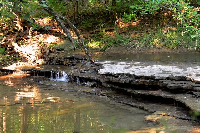 Blue Rock Falls