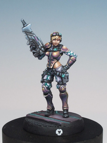 Infinity Chandra Spec Ops Miniature