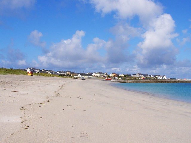 Beach on Inis Oirr