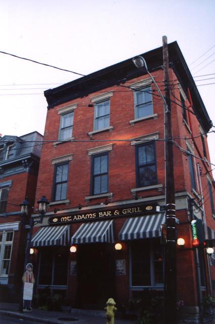Mount Adams Bar and Grill - Mount Adams, Cincinnati, OH