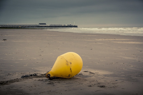 The Song of the Beach Buoy (Blankenberge, Belgique) - Photo : Gilderic