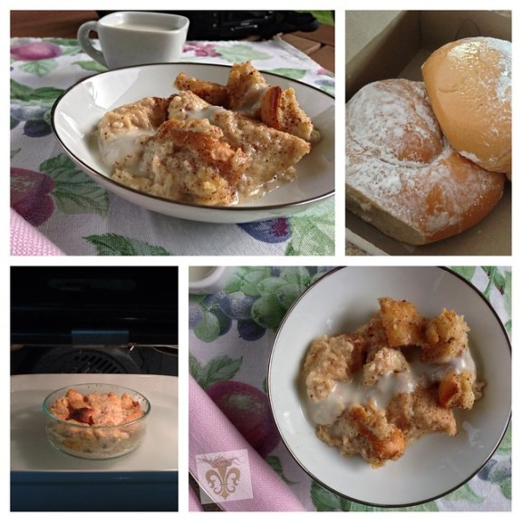 GF360 Top 5 Posts of 2013 - Mallorca Bread Pudding