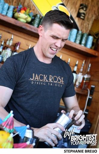 Jack Rose DC Tiki Thursdays Back Bar Photos Brightest Young Things11