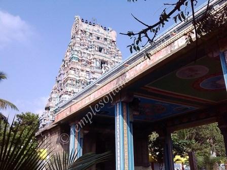 Marundeswarar Temple, Tiruvanmiyur