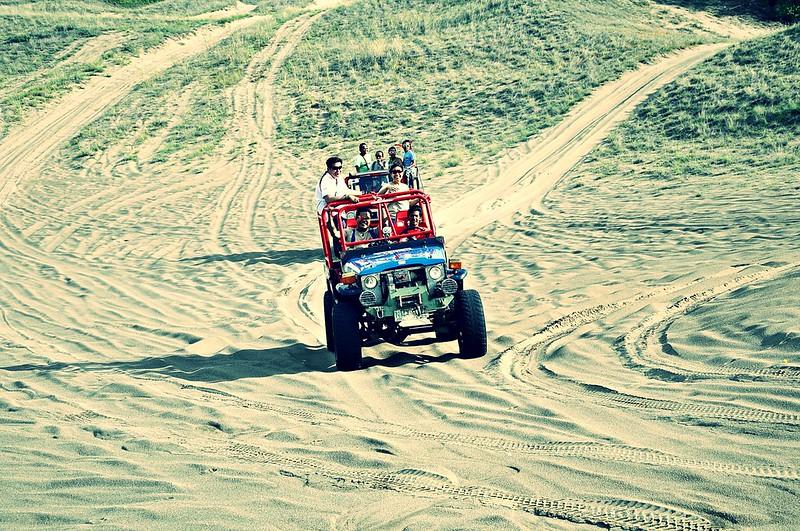Laoag Sand Dunes 4x4 Adventure