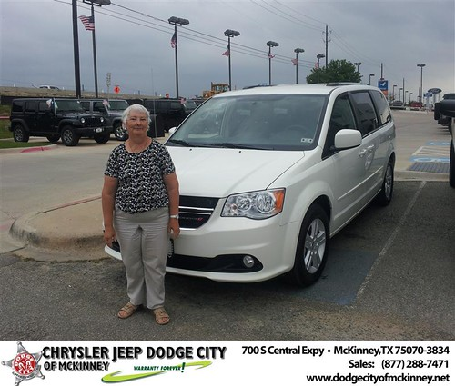 Happy Birthday to Loyce Gallegos from Villarreal Brent and everyone at Dodge City of McKinney! by Dodge City McKinney Texas