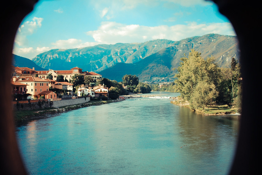 Bassano del Grappa, Bridge of the Alpini