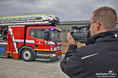 Videodreh design112/HRB FF-Obertshausen