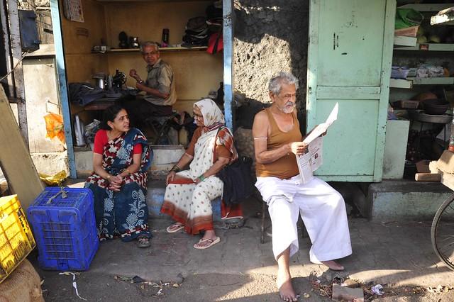 Ravivar Pett, Pune