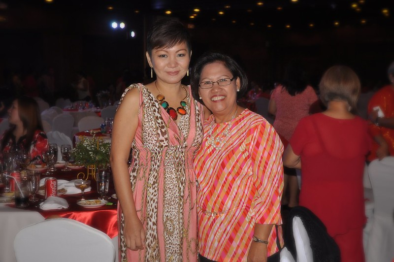 with the Tour Guide of the Year Awardee Ms. Letuli