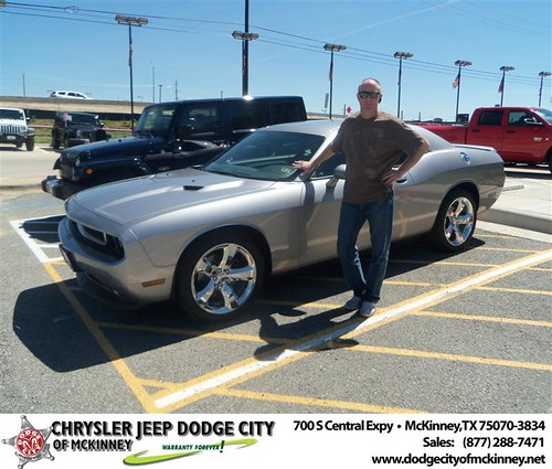 Happy Birthday to Dkr Wholesale  from Nordgaard Joel and everyone at Dodge City of McKinney! by Dodge City McKinney Texas