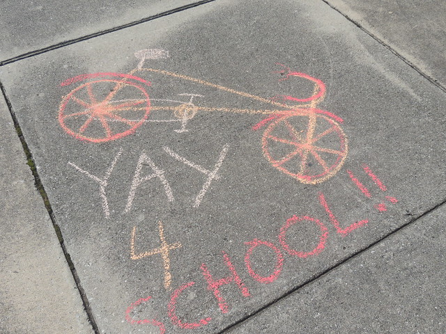 Safe Routes to School education event - August 24th, 2013 - Adam Brant (28)