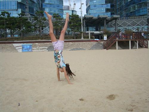 Haeundae Beach by Jens-Olaf