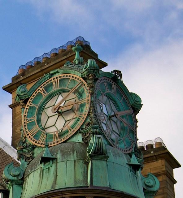 Emerson Chambers Clock