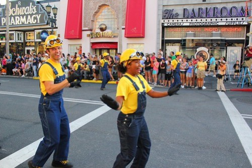 Despicable Me - Universal's Superstar Parade