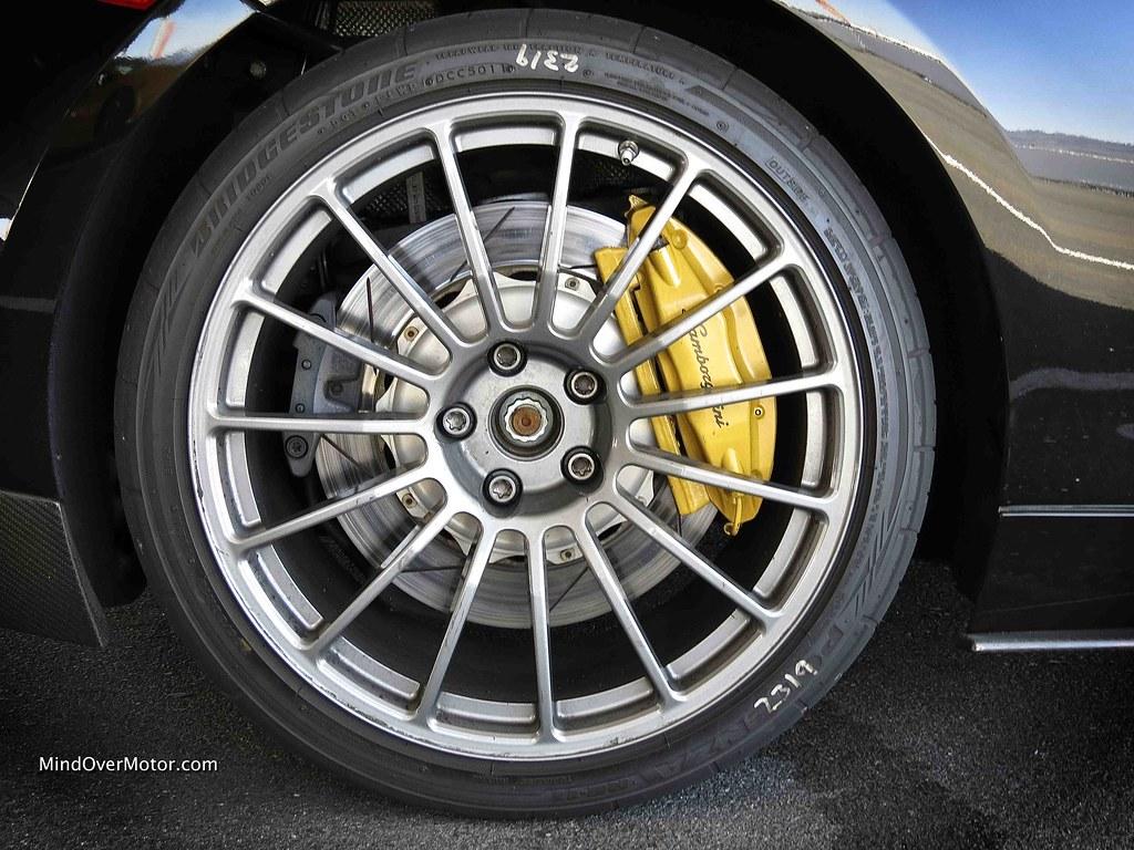 Lamborghini Gallardo LP570-4 Superleggera Wheels
