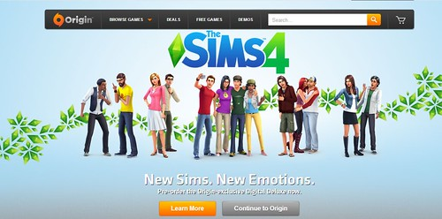 The Sims 4 Fact Sheet & Official Screens (2/6)