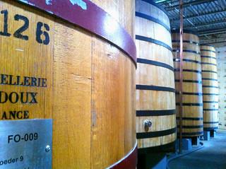New Belgium Brewery: Foudres