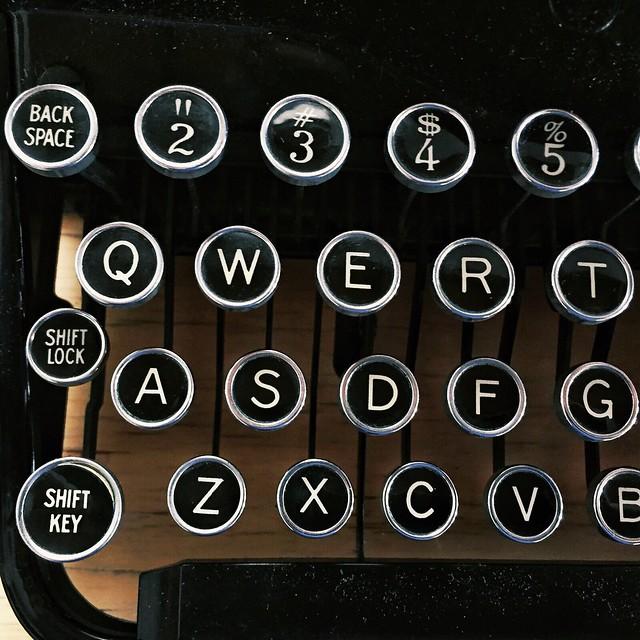 Where's The Any Key?