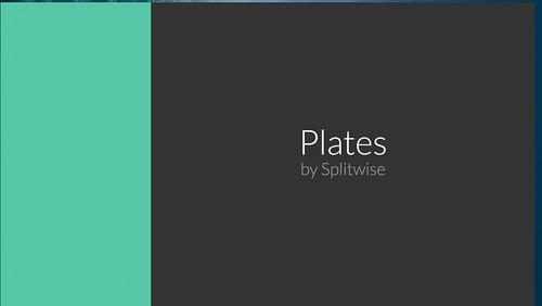 Plates для iPhone и iPad: помогает разделить счет в ресторане
