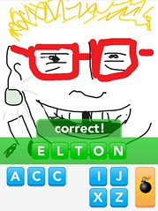 ELTON, Draw Something App