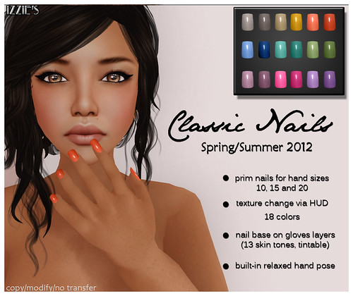 Classic Nails Spring/Summer 2012 Edition