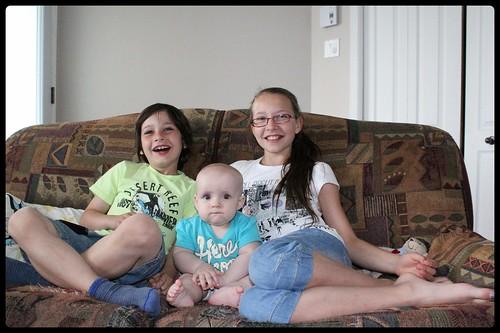 mes trois enfants sont différents et uniques