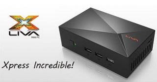 LIVA X Mini PC