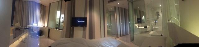 Chambre So Club - Sofitel So Bangkok