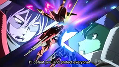 Gundam AGE 2 Episode 27 I Saw a Red Sun Screenshots Youtube Gundam PH (14)