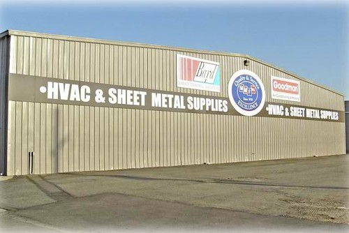 Geary Pacific HVAC Supply - Riverside